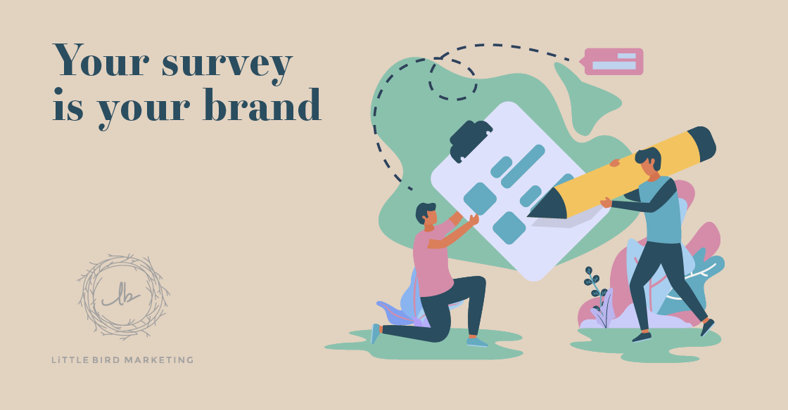 You Survey is your brand