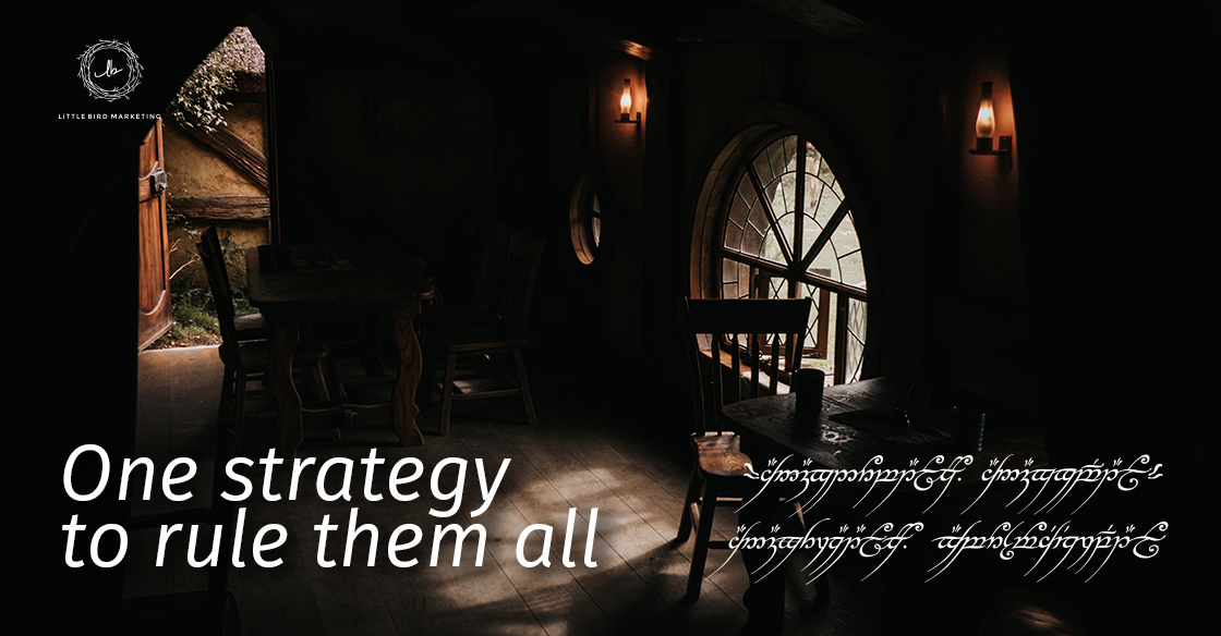 Use exceptional content to harness the power of ALL 20 of the strategies of marketing power.
