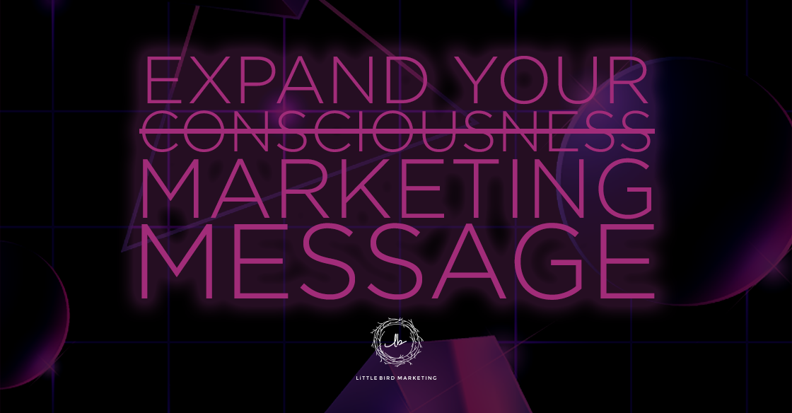 3 ways Little Bird Marketing uses social media to expand your marketing message.
