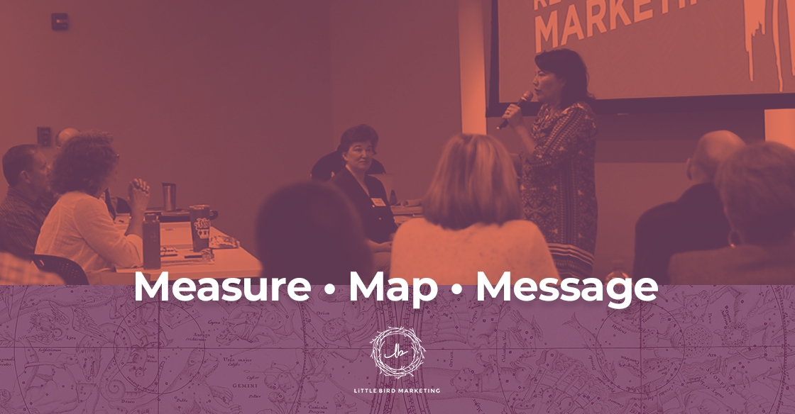 Measure, Map And Message At The Missouri Job Center Summit