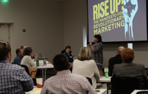 Rise Up! The Manifesto for Revolutionary Marketing