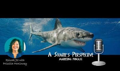 Priscilla McKinney on A Shark's Perspective Podcast