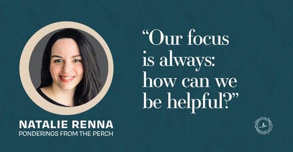 Natalie Renna quote