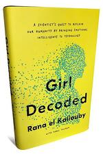 Rana el Kaliouby's new book Girl Decoded