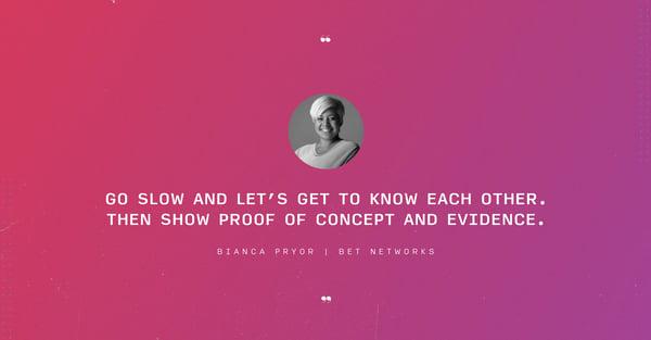 Bianca Pryor quote
