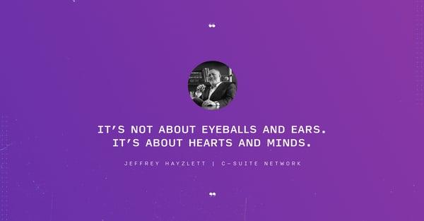 Jeffrey Hayzlett quote