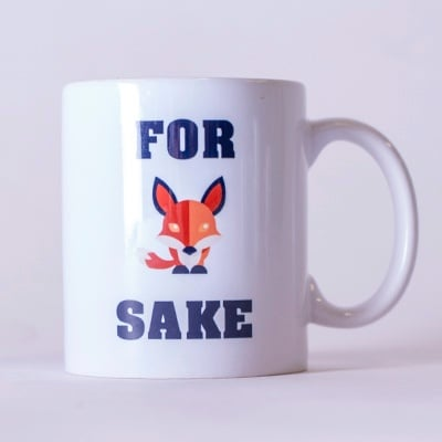 For fox sake!