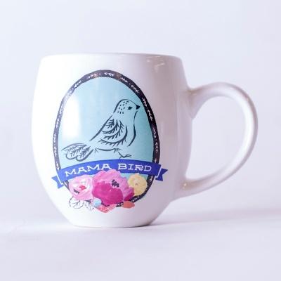 Mama Bird's mug.