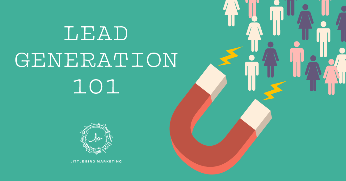 Lead generation's importance in inbound is to create a sustainable flow of potential customers.