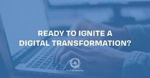 Ready for digital transformation?