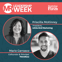 Mario Carrasco on MR Leadership Week