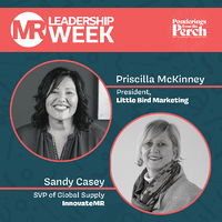 Sandy Casey on MR Leadership Week