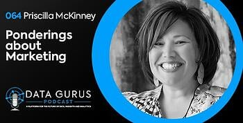 Priscilla McKinney on Data Gurus