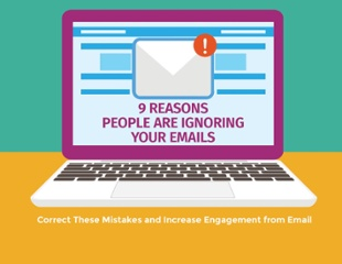 Check out our free download - 9 Reasons People are Ignoring Your Emails