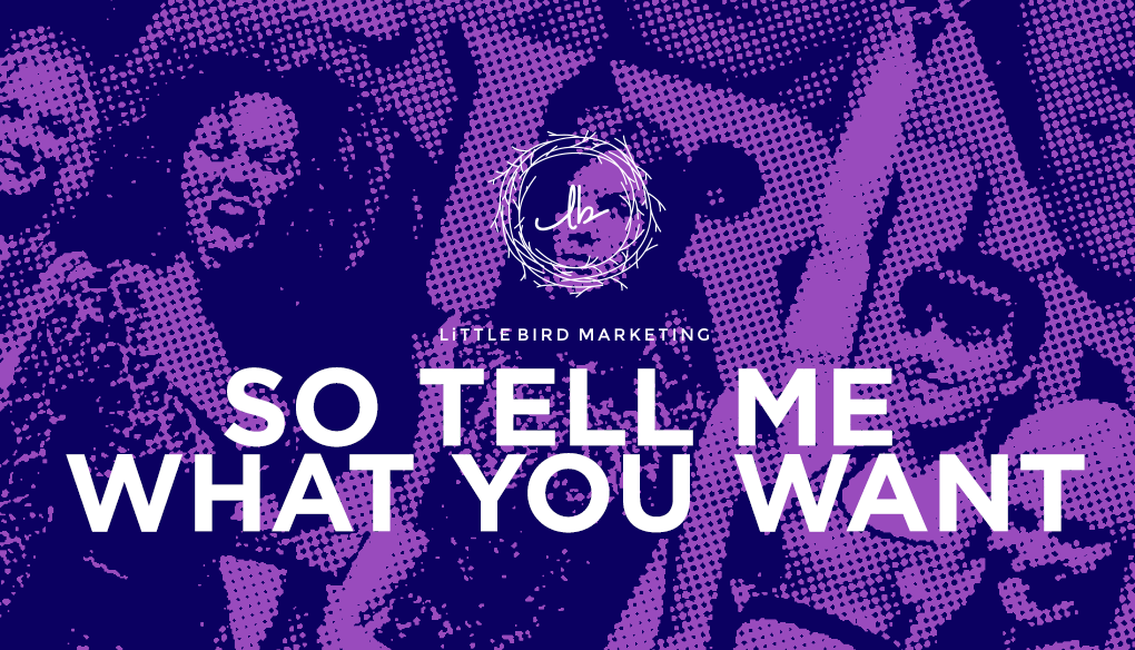 So Tell Me What You Want: An Interview with Maribeth Kuzmeski
