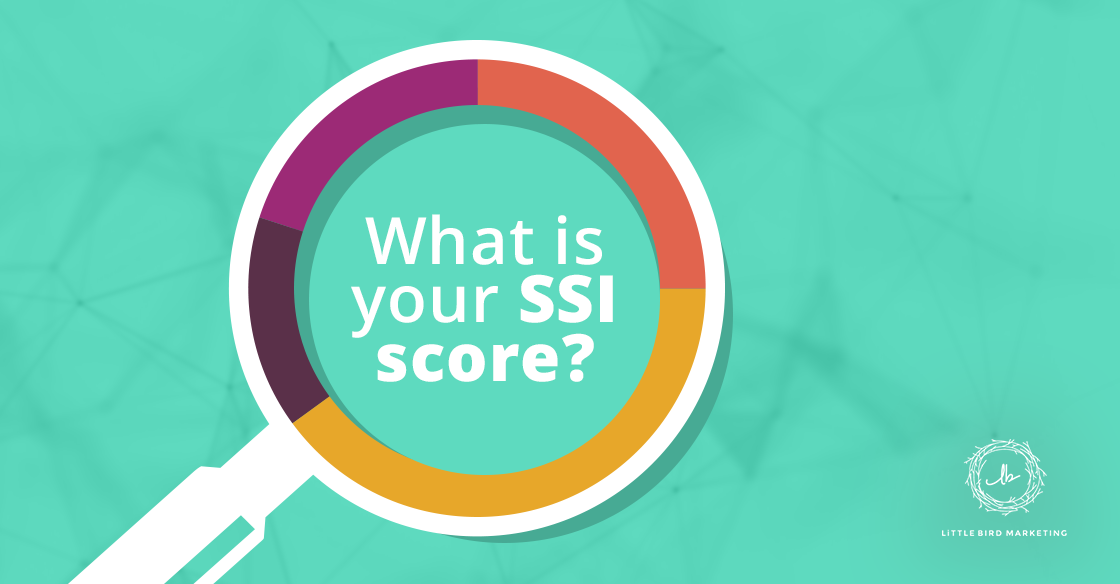 Get Your LinkedIn SSI Score