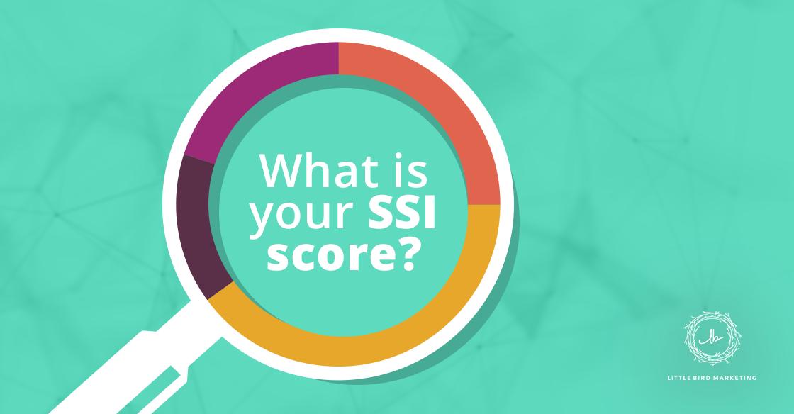 Get Your LinkedIn SSI Score