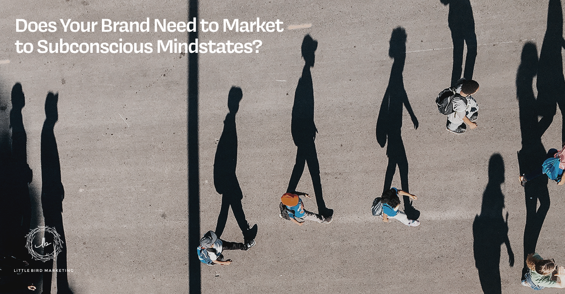 Does Your Brand Need to Market to Subconscious Mindstates?